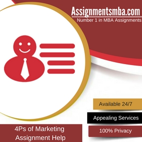 4Ps of Marketing Assignment Help