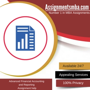 Advanced Financial Accounting and Reporting Assignment Help