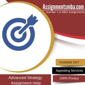 Advanced Strategy Assignment Help