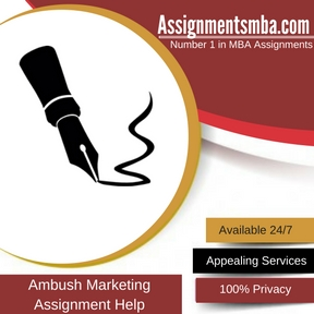 Ambush Marketing Assignment Help
