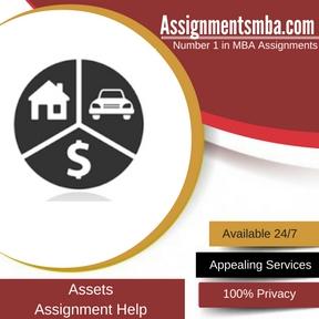 Assets Assignment Help