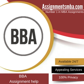 BBA Assignment help