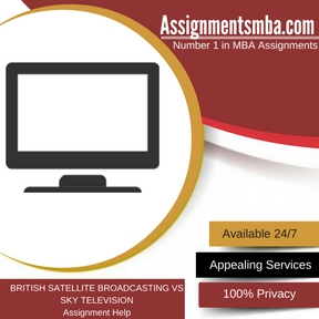 BRITISH SATELLITE BROADCASTING VS  SKY TELEVISION Assignment Help
