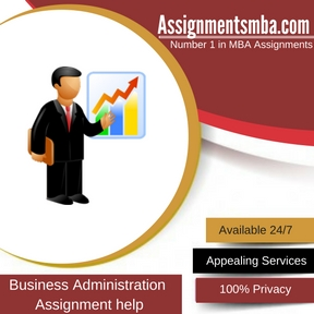 Business Administration Assignment help