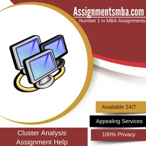 Cluster Analysis Assignment Help