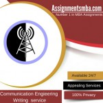 Communication Engieering Writing  service