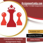Competitors Analysis Assignment Help