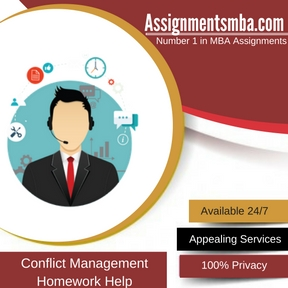 Conflict Management Homework Help