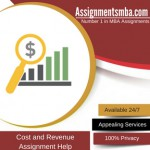 Cost and Revenue