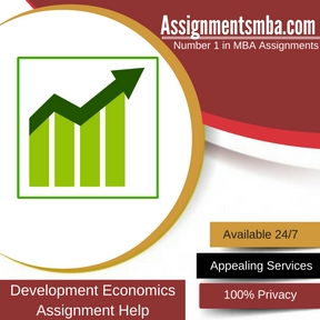 Development Economics Assignment Help