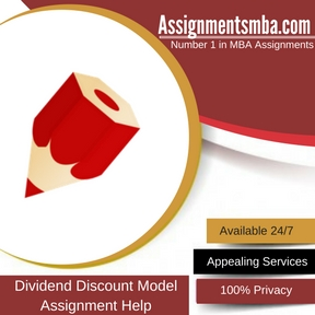 Dividend Discount Model Assignment Help