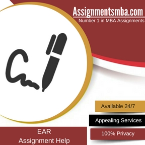 EAR Assignment Help