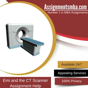 Emi and the CT Scanner Assignment Help