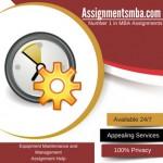 Equipment Maintenance and Management