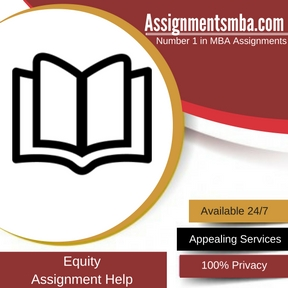Equity Assignment Help
