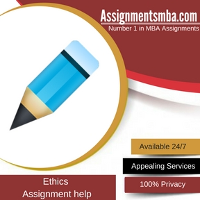 Ethics Assignment Help