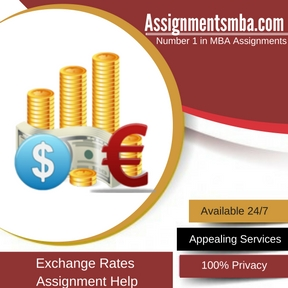 Exchange Rates Assignment Help
