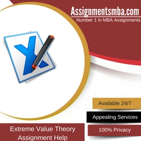 Extreme Value Theory Assignment Help