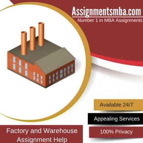 Factory and Warehouse Management Assignment Help