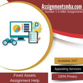 Fixed Assets Assignment Help