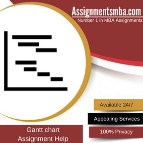 Gantt chart Assignment Help