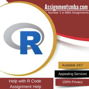 Help with R Code Assignment Help