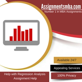 Help with Regression Analysis Assignment Help