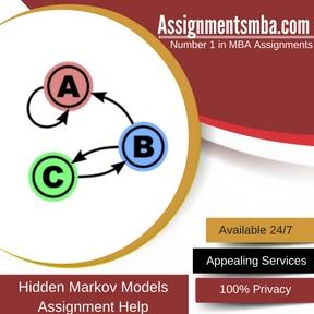 Hidden Markov Models Assignment Help