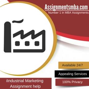 Industrial Marketing Assignment Help