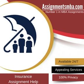 Insurance Assignment Help