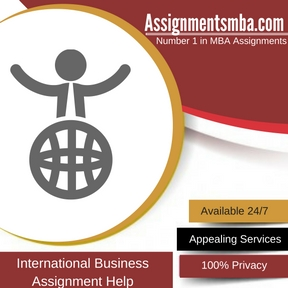 International Business Assignment Help