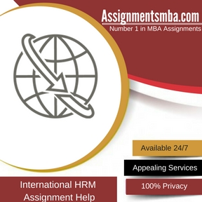 International HRM Assignment Help