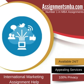 international marketing mba assignment help online business  international marketing assignment help