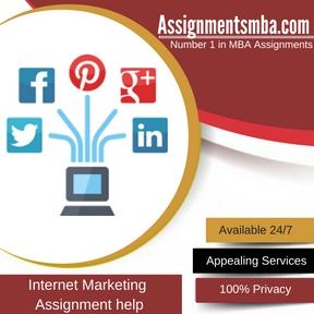 Internet Marketing Assignment Help