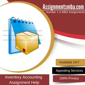 Inventory Accounting Assignment Help