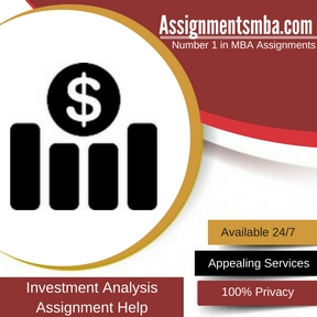 Investment Analysis Assignment Help