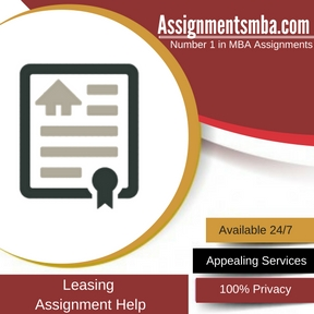 Leasing Assignment Help
