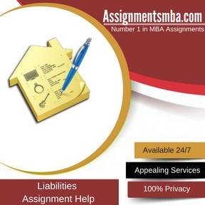 Liabilities Assignment Help