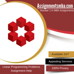 Linear Programming Problems Assignment Help