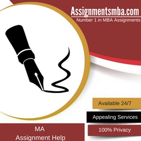 MA Assignment Help