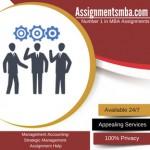 Management Accounting- Strategic Management