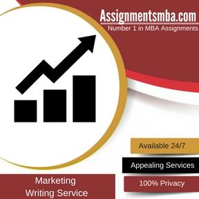 Marketing Writing Service