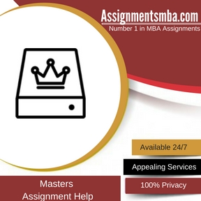 Masters Assignment Help