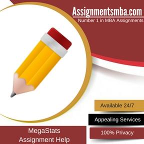 MegaStats Assignment Help