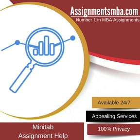 Minitab Assignment Help