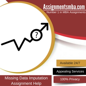 Missing Data Imputation Assignment Help