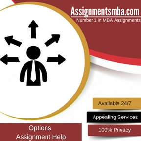 Options Assignment Help