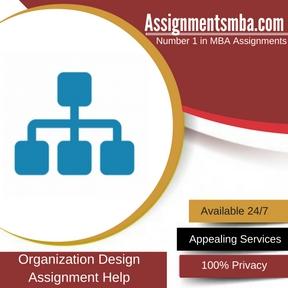 Organization Design Assignment Help