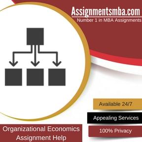 Organizational Economics Assignment Help