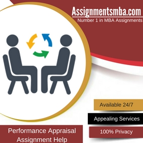 Performance Appraisal Assignment Help